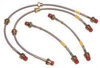 Goodridge Gstop Stainless Steel Brake Line Kits for the Hyundai Genesis Sedan 09-12