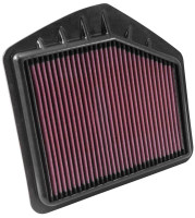 K&N Replacement (Right) Panel Air Filter for the Hyundai Genesis Sedan 2015+