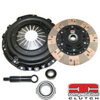 Competition Clutch Stage 3 Full Face Segmented Ceramic Sprung Clutch Kit & Flywheel for Genesis Coupe 3.8 V6 2013-2016 BK2