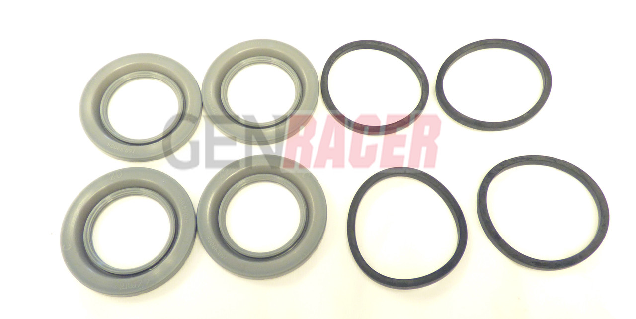 Centric Front Caliper Seal Kit - Genesis Coupe 10-16 Brembo (143.34032)