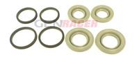 Centric Rear Caliper Seal Kit - Genesis Coupe 10-16 Brembo (143.63034)