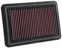 K&N 33-5050 Air Filter Hyundai Elantra GT 2.0L/1.6L Turbo