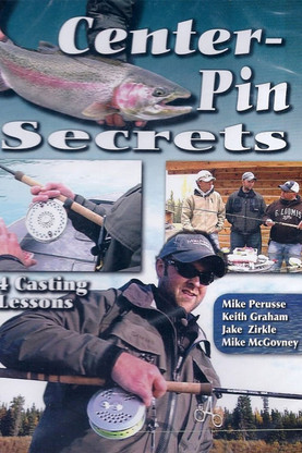 Center Pin Fishing for Steelhead