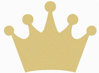 "12"" Crown Cutout"