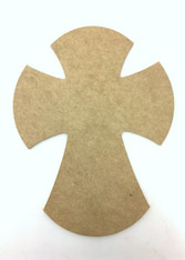 "12"" Cross - Rounded"