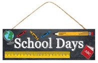 "15"" School Days Sign"