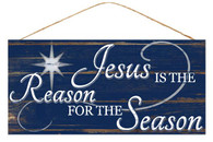 "12.5"" Jesus is the Reason Sign"