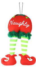 "18"" Elf Bottom: Naughty"