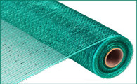 "Metallic Teal with Teal Foil - 21"" x 10yd (RE100160)"