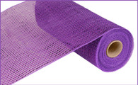 "Metallic Purple with Wide Purple Foil - 10"" x 10Yd (RE134123)"
