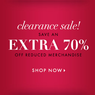 shop for clearance