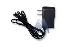 DE-5VPSU - Optional Power Adapter for Venus GoGo. AC 110~240V 50/60Hz 0.25A DC 5V/1.5A Polarity In (+) and Out (-)