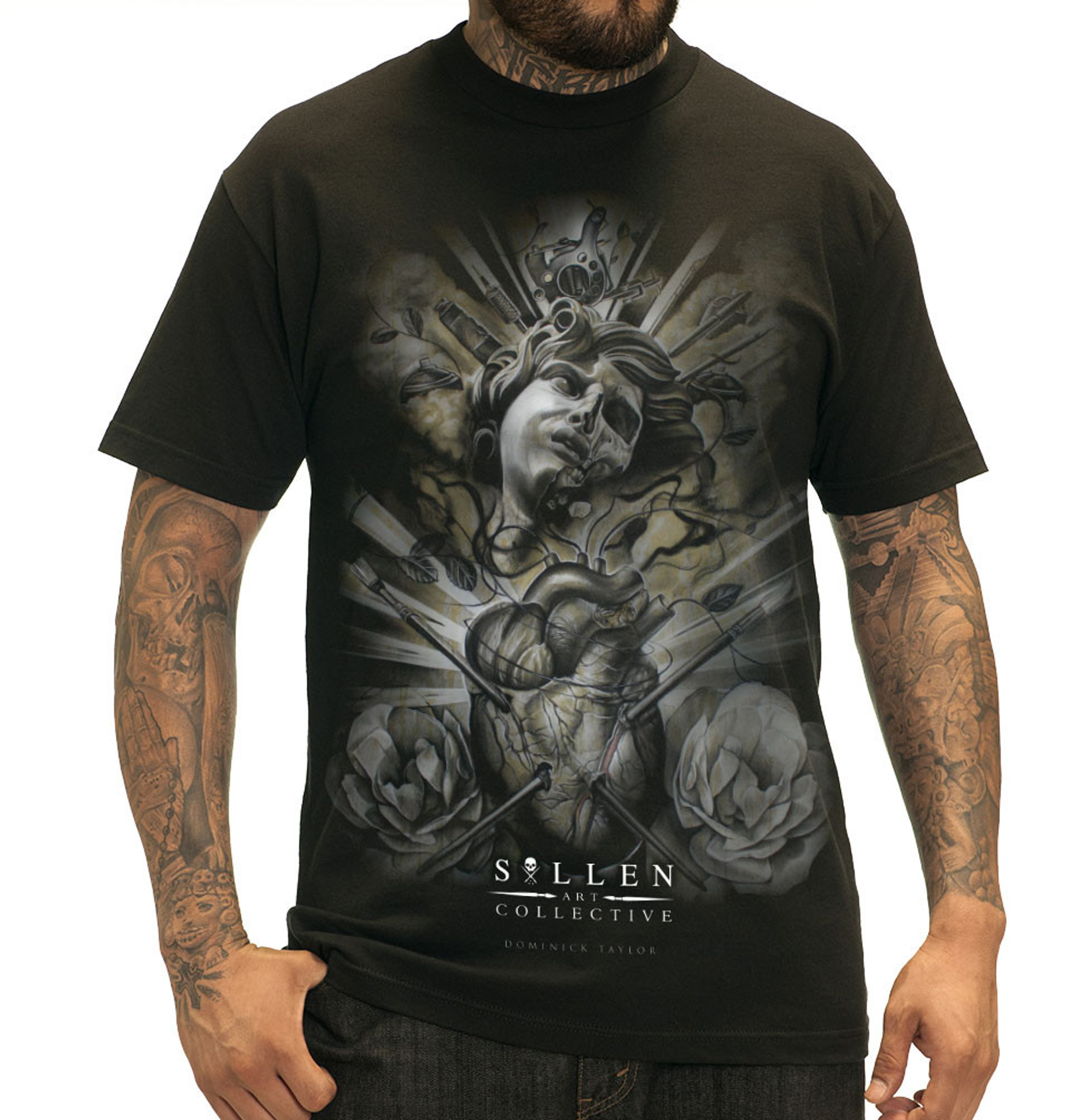 t shirts by sullen at west coast republic