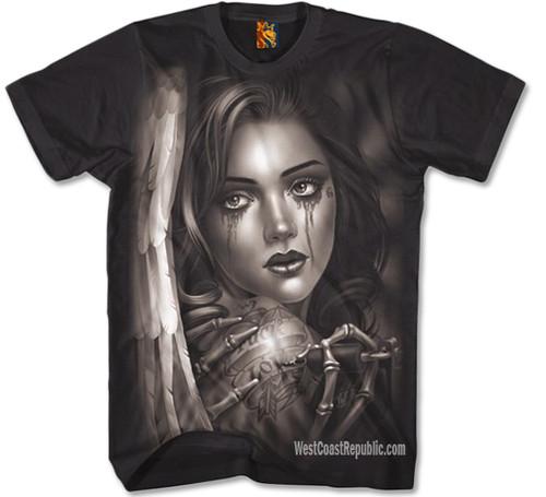 OG Abel Tat Angel T-Shirt