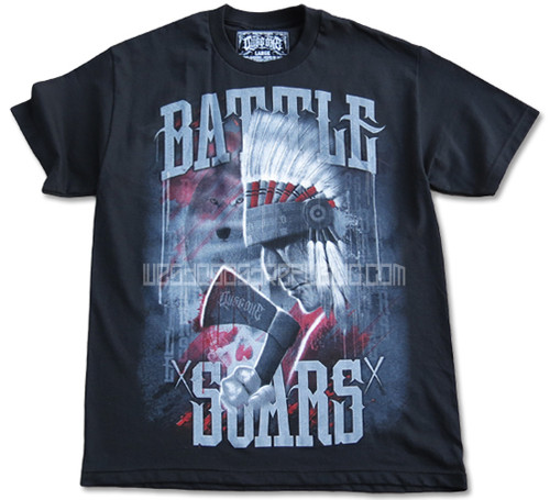 Dyse One Battle Scars T-Shirt