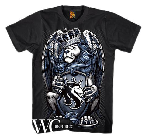 OG Abel Winged Lion T-Shirt