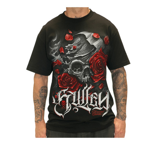 Sullen Jeremiah Red T-Shirt