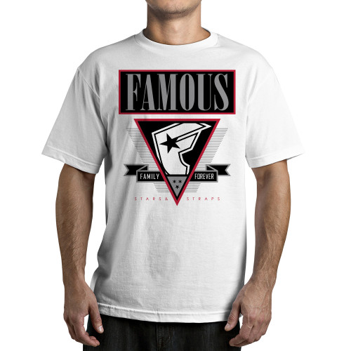 Famous Stars and Straps Low End T-Shirt