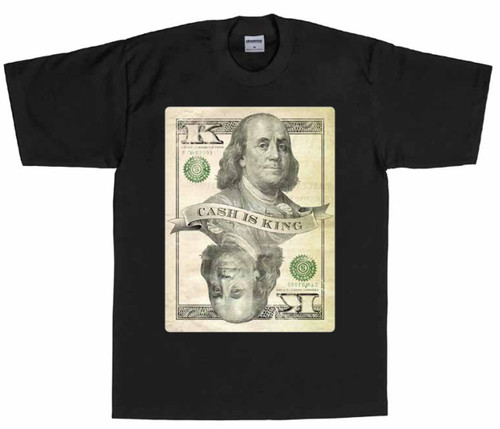 Streetwise Cash is King T-Shirt