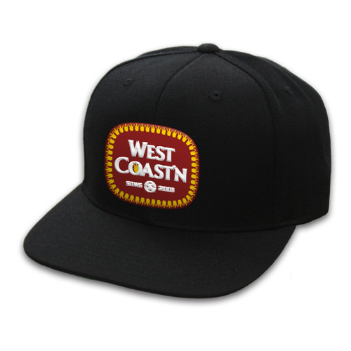 Streetwise West Coastin Snapback Hat