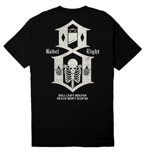 Rebel8 Hell Can't Hold Us T-Shirt