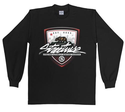 Streetwise CA Shield Long Sleeve Shirt