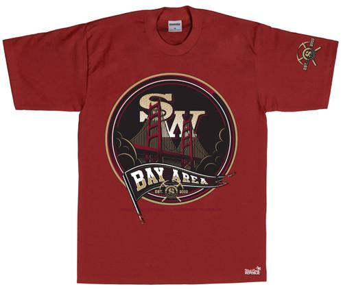 Streetwise Bay Area T-Shirt