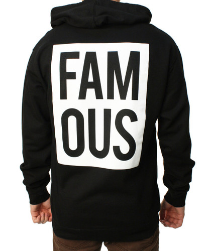 Famous Stars and Straps Boxed In Hoodie