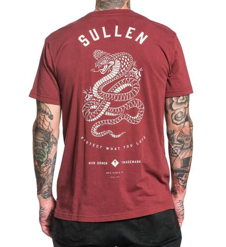 Sullen Cobra Premium T-Shirt