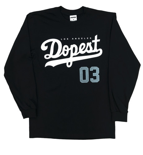 Streetwise Dopest Long Sleeve