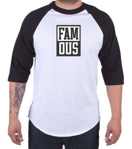 Famous Stars and Straps Raglan Choice is Yours