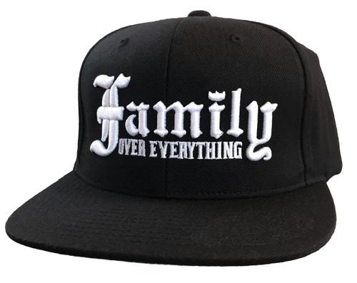 Streetwise Family Snapback hat