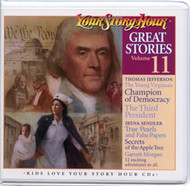 Great Stories Vol 11 Audio CDs by Your Story Hour