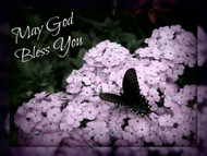 God Bless You - 5 Blank Notecards