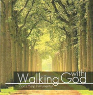 Walking With God CD by Zion's Harp Instrumental