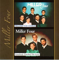 Somebody Touched the Lord/Telling the World (Part 1) CD by Miller Four