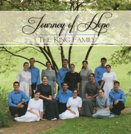 Journey of Hope CD by The King Family