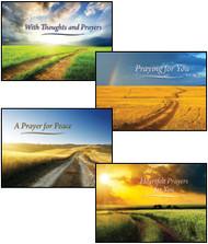 KJV Boxed Cards - Praying for You, Still Praying