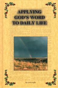 Applying God's Word to Daily Life Book
