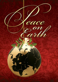 KJV Boxed Cards - Christmas, Peace On Earth