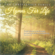 Hymns For Life CD by The Christensen Family