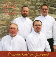 Christ Our Rock CD by Sharon Bethel Quartet