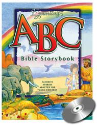 Egermeier's ABC Bible Storybook w/Audio CD