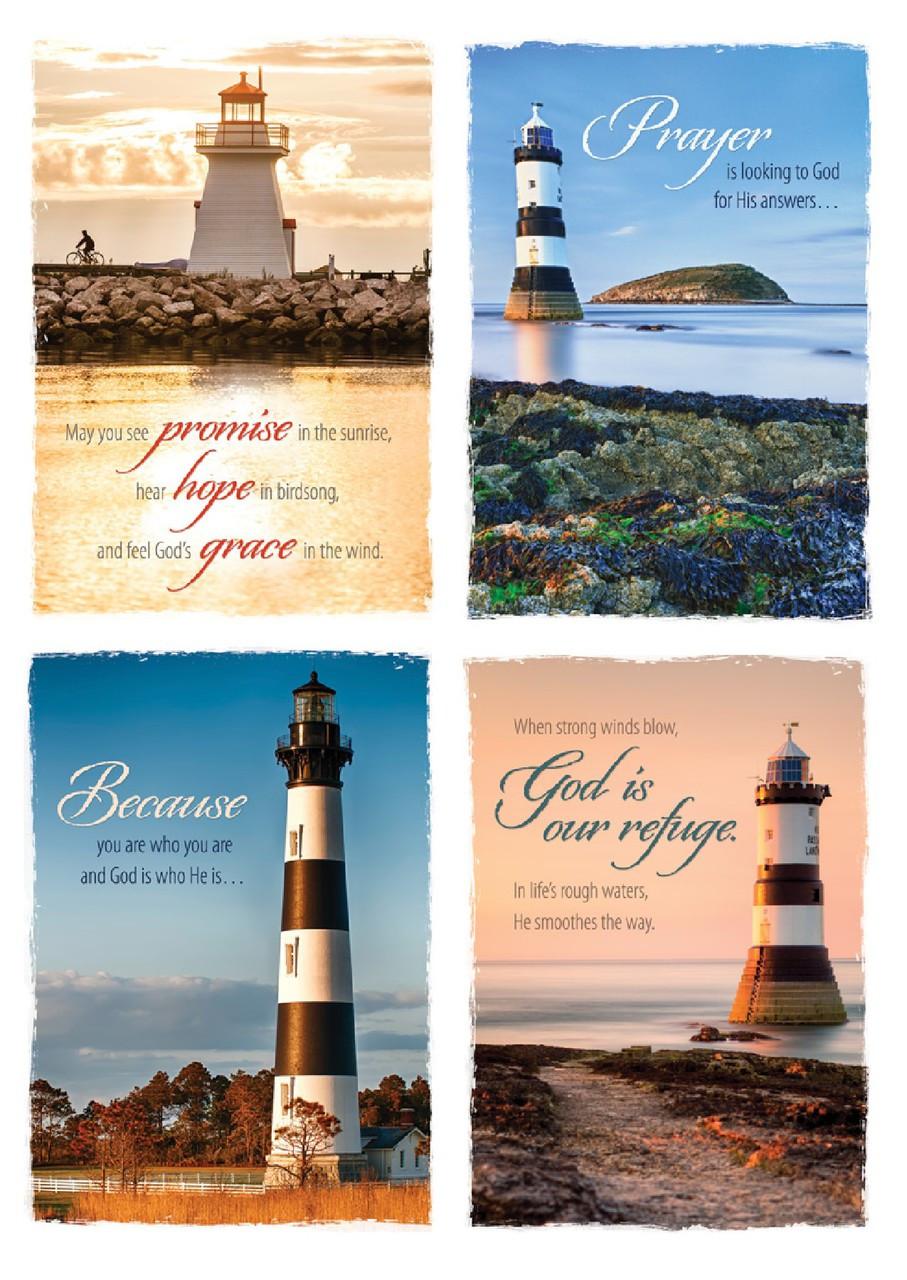 Kjv Boxed Cards Praying For You Beacon Of Hope Melt The Heart