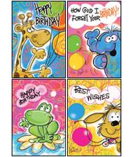 KJV Boxed Cards - Birthday for Child