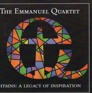 Hymns CD by The Emmanuel Quartet