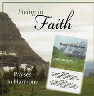 Living In Faith CD by Praises In Harmony