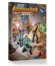 Jonathan Park Series 2 - No Looking Back #3: The Talking Picture - Audio Drama CD