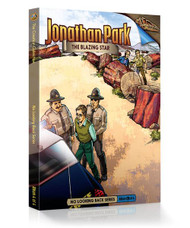 Jonathan Park Series 2 - No Looking Back #4: The Blazing Star - Audio Drama CD