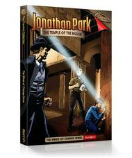 Jonathan Park Series 3 - The Winds of Change #2: Temple of the Moon - Audio Drama CD